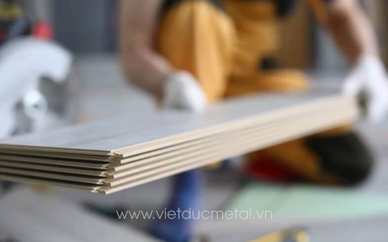 Các phương pháp gia công kim loại tấm