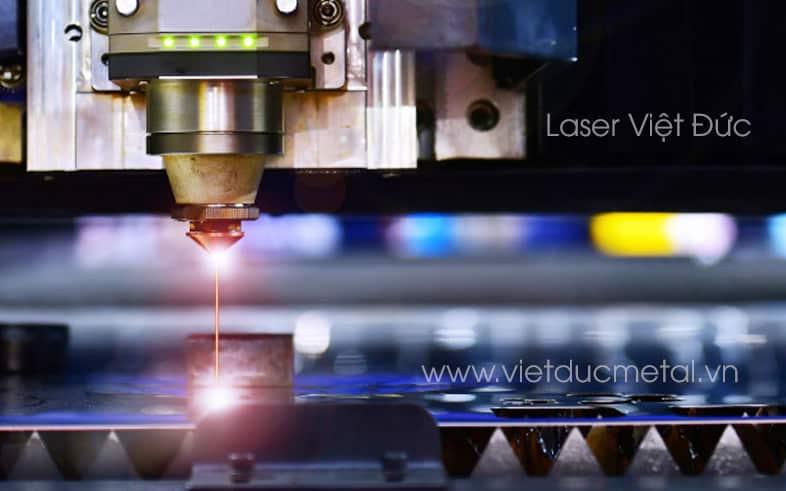 Cấu tạo máy cắt laser