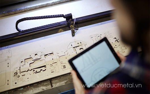 Tìm hiểu về dung sai cắt laser giúp gia công kim loại chính xác hơn