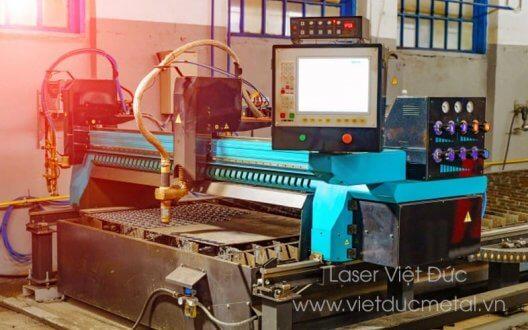 Gia công cắt laser trên kim loại với nhiều ưu điểm vượt trội