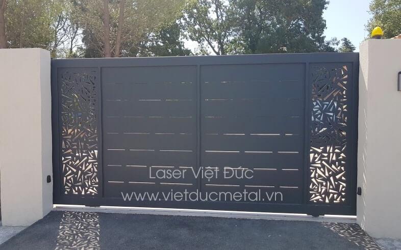 Một số lưu ý khi chọn cổng sắt hộp đẹp dành cho ngôi nhà của bạn
