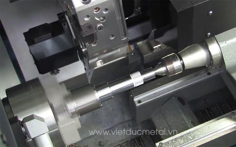 Công nghệ tiện CNC