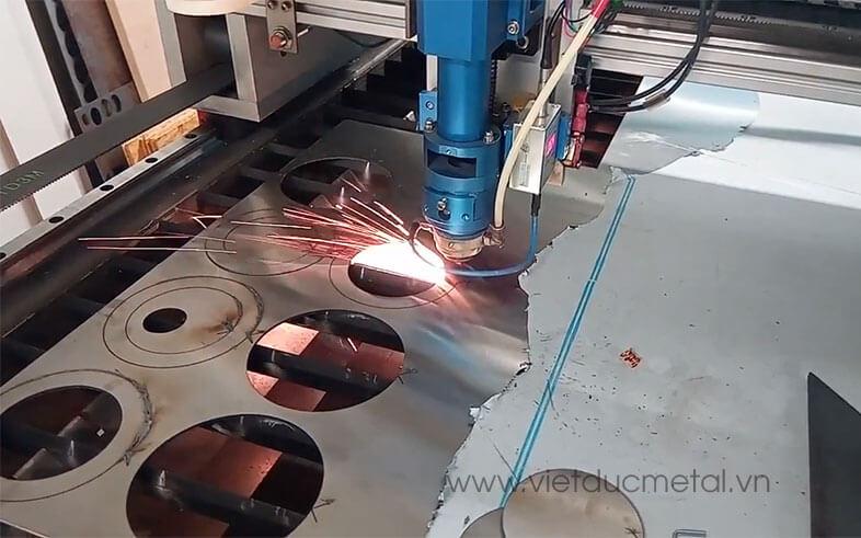 Báo giá cắt laser inox
