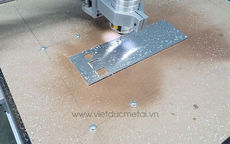 Phương pháp cắt CNC nhôm chính xác tuyệt đối