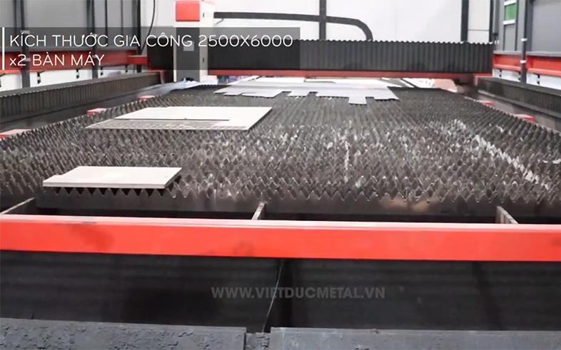 Gia công cắt CNC kim loại