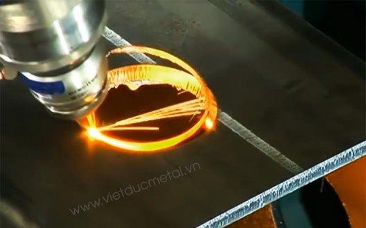 Các phương pháp cắt kim loại hiệu quả, nhanh chóng, chính xác