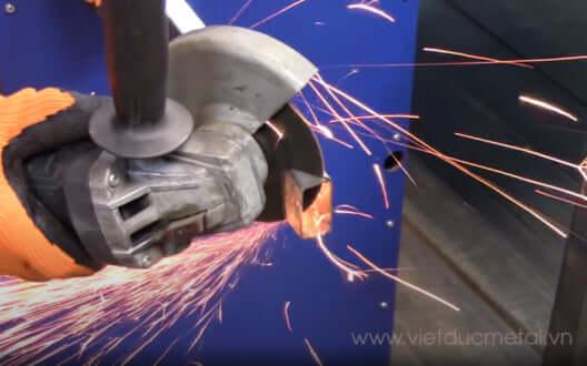 Kỹ thuật hàn cắt kim loại và các phương pháp cắt kim loại hiệu quả