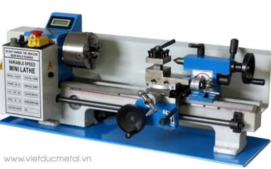 Máy tiện cnc mini: công dụng, cấu tạo, ưu điểm khi sử dụng