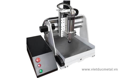 Máy phay CNC mini: Cấu tạo, công dụng phổ biến nhất hiện nay